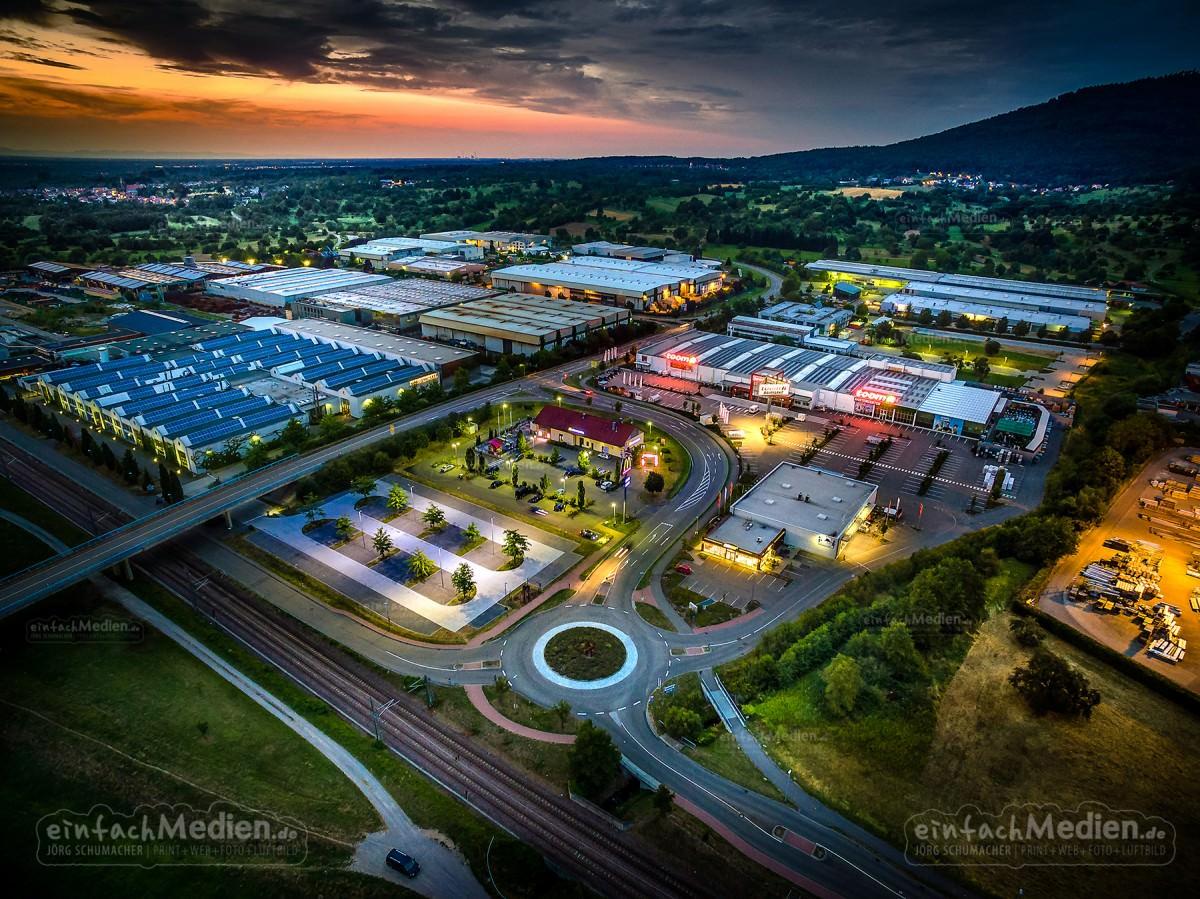Industriegebier Gaggenau Rotenfels Jörg Schumacher einfachMedien.de