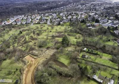Luftaufnahme, Gaggenau