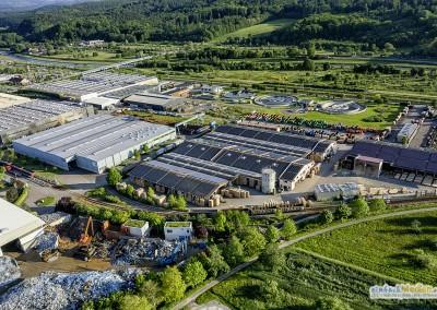 Rotenfels Industriegebiet