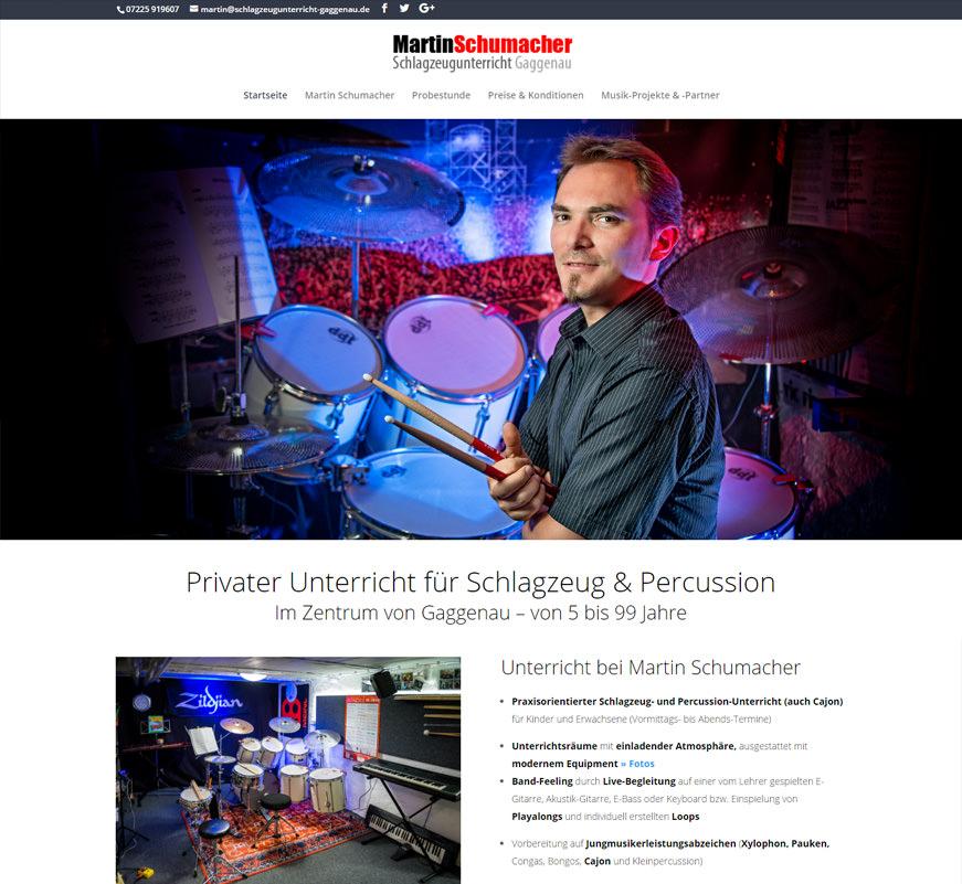 Schlagzeugunterricht-Martin-Schumacher-Gaggenau Design