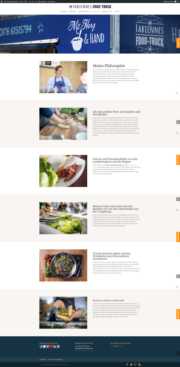 screencapture-fabiennes-foodtruck-de-philosophie-1480288988804 Fabiennes Foodtruck - Webdesign