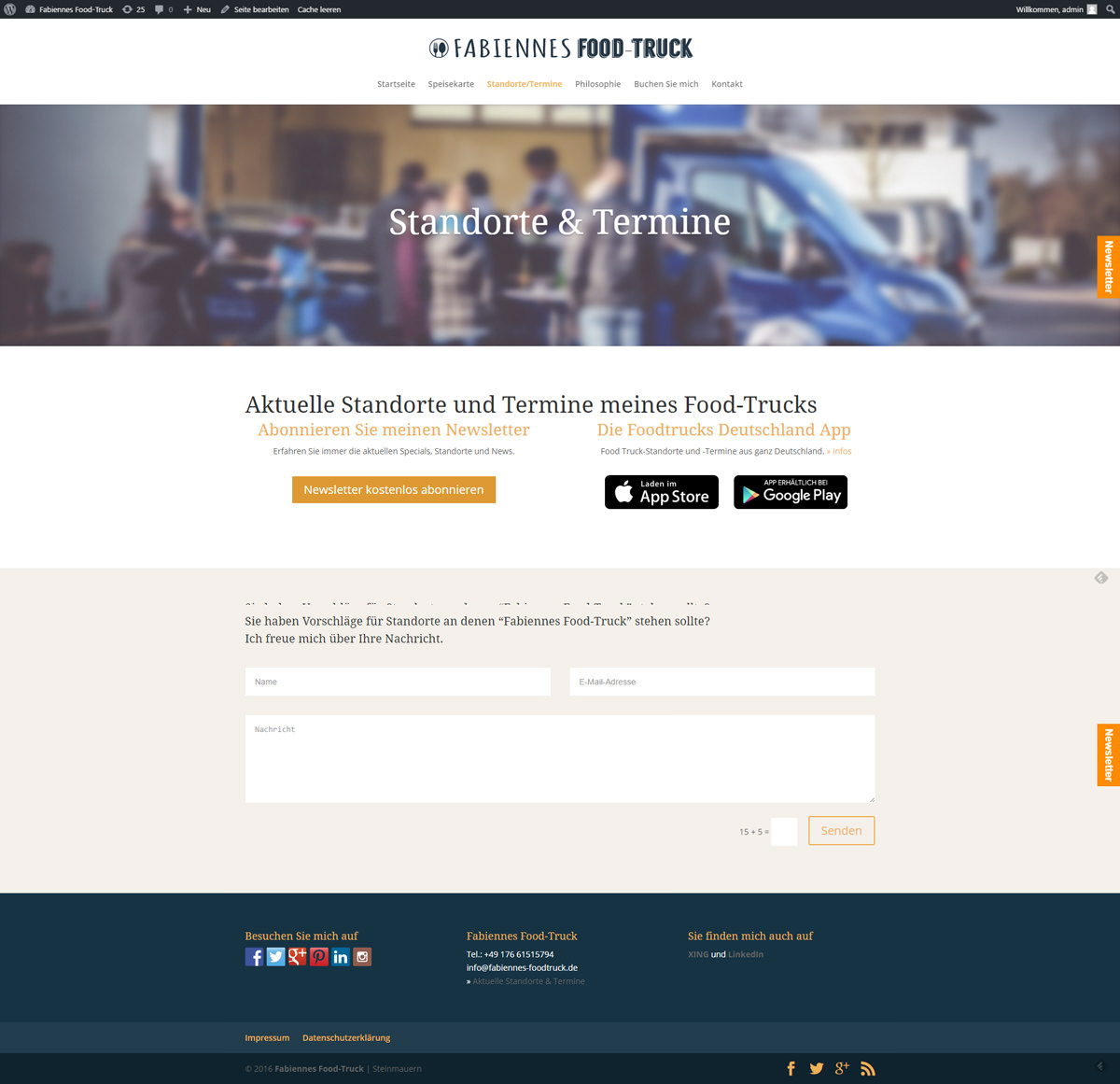 screencapture-fabiennes-foodtruck-de-standorte-termine-1480288969509 Fabiennes Foodtruck - Webdesign