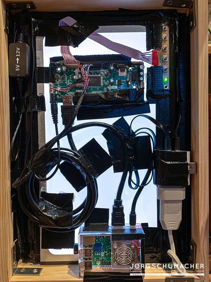 Smart-Mirror-02 DIY-Projekt: Smart Mirror
